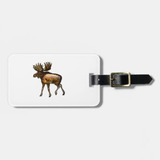 Days of the Wild Luggage Tag