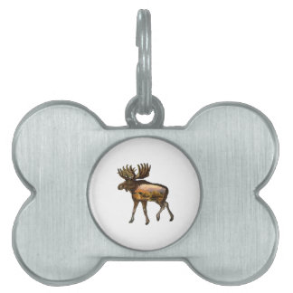 Days of the Wild Pet ID Tag