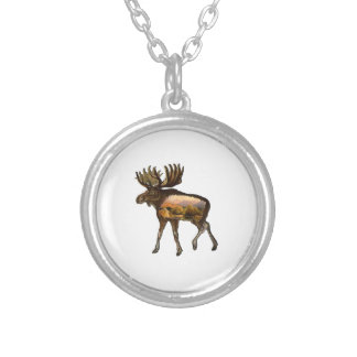 Days of the Wild Silver Plated Necklace