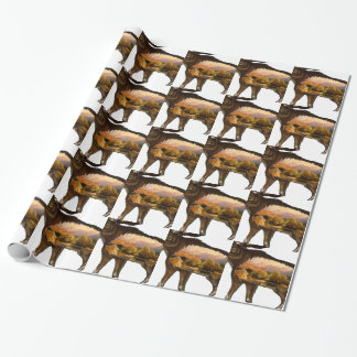 Days of the Wild Wrapping Paper