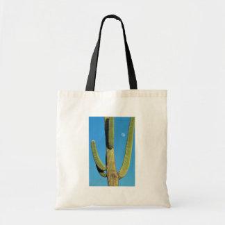 Daytime Moon Tote Bag