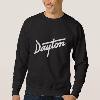 Dayton black sweatshirt