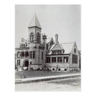 Dayton, Ohio, Public Library, c1910 Postcard