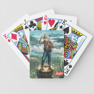 Dayton playing cards
