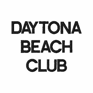 DAYTONA BEACH CLUB POLO SHIRT