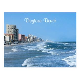 Daytona Beach Coast Post Card
