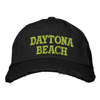 DAYTONA BEACH EMBROIDERED HAT