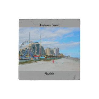 Daytona Beach Florida Stone Magnets