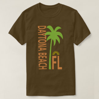 Daytona Beach shirt with palm tree