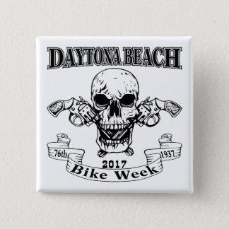 Daytona Bike Week 2 Inch Square Button