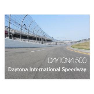 Daytona International Speedway - closest you get Postcard