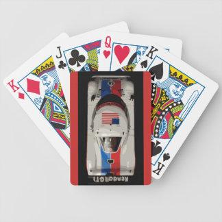 DAYTONA PROTOTYPE BICYCLE PLAYING CARDS