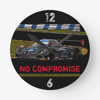 DAYTONA PROTOTYPE - NO COMPROMISE CLOCKS