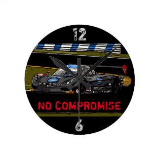 DAYTONA PROTOTYPE - NO COMPROMISE ROUND CLOCK