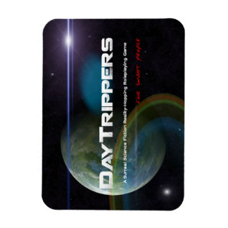 DayTrippers Flexi-Magnet for Smart People Magnet