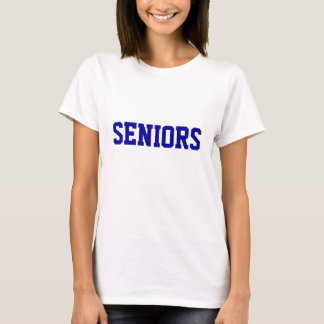 "Dazed and Confused ""Seniors"" t shirt"