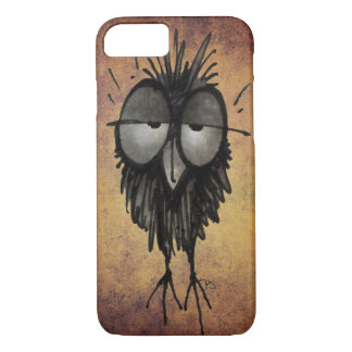 Dazed and Confused Sleepy Owl Lover Case-Mate iPhone Case