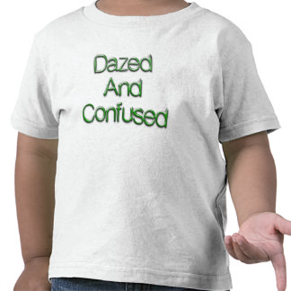 Dazed & Confused Green Shirts