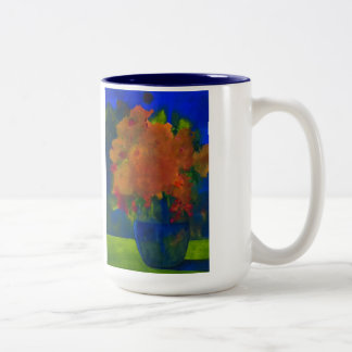 Dazed Series #1 Two-Tone Coffee Mug