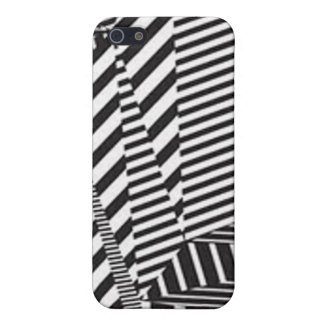 Dazzle Camo Iphone 4 iPhone 5 Covers