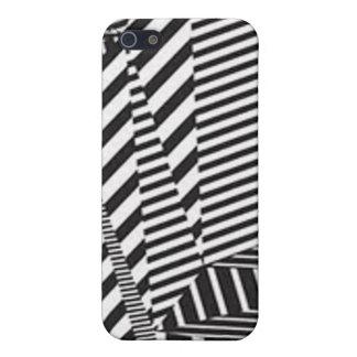 Dazzle Camo Iphone 4 iPhone 5 Covers