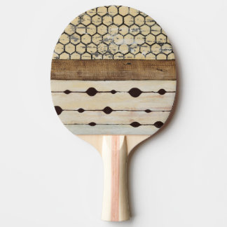 Dazzle II Ping Pong Paddle