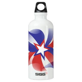 Dazzle Me Patriotic SIGG Traveler 0.6L Water Bottle