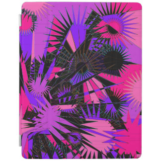 Dazzle Supernova red blue iPad Cover