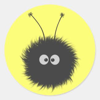 Dazzled Bug Classic Round Sticker
