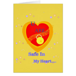 Dazzling color & Uncommon design,best for lovers.. Card