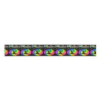 DAZZLING DANCING QUEEN GROSGRAIN RIBBON