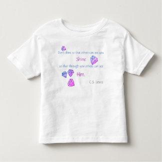 Dazzling Diamonds Toddler's T-shirt