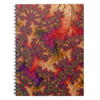 Dazzling Fractal Notebook