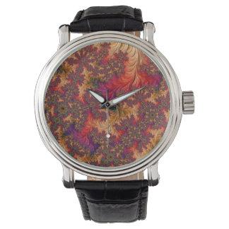Dazzling Fractal Watch