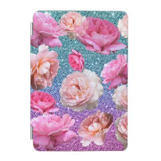 Dazzling Glitter Floral iPad mini Smart Cover iPad Mini Cover