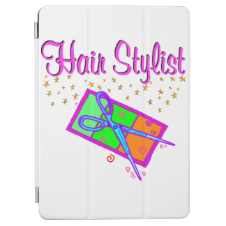 DAZZLING HAIR STYLIST AND BEAUTICIAN iPad AIR COVER