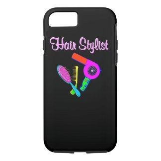 DAZZLING HAIR STYLIST TEES AND GIFTS iPhone 7 CASE