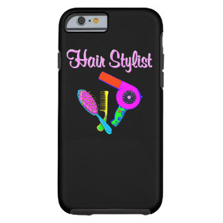 DAZZLING HAIR STYLIST TEES AND GIFTS TOUGH iPhone 6 CASE