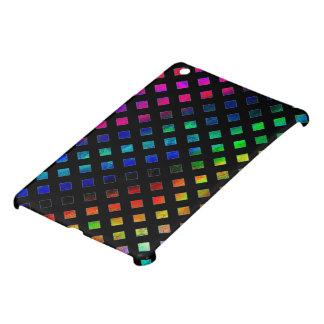 Dazzling Multi Colored Diamonds iPad Mini Cover
