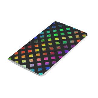 Dazzling Multi Colored Diamonds Journal
