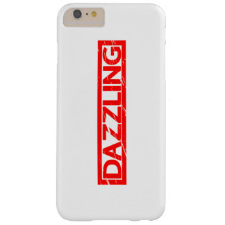 Dazzling Stamp Barely There iPhone 6 Plus Case
