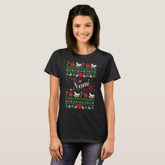 Dazzling Ugly Christmas Noni Sweater Gift