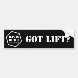 db_bs_gotlift_rev bumper sticker