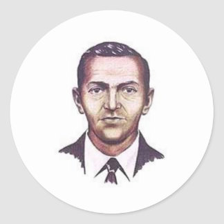 DB Cooper Stickers