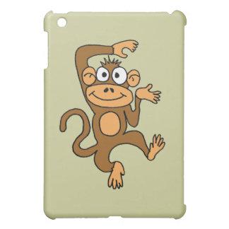 DB- Happy Dancing Monkey iPad Mini Cover