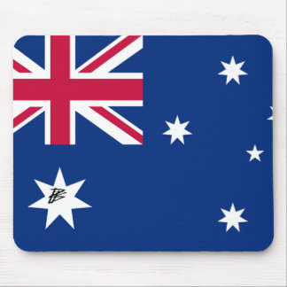 dbi_flag_australia mouse pad