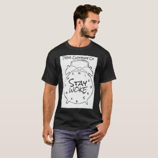 DBr Clothing Co Stay Woke T-Shirt
