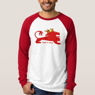 DbS Tribe Of Judah Long Sleeve Raglan T-Shirt