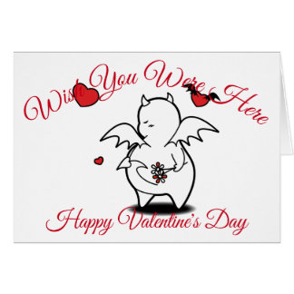 DBY Happy Valentine's Day Card