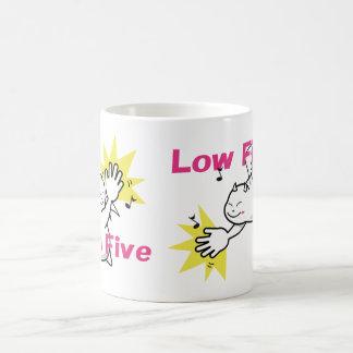 DBY Hi-Lo Fives Coffee Mug